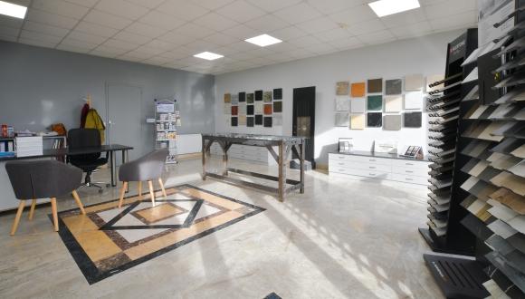 showroom calvados marbre granit quartz pierres naturelle